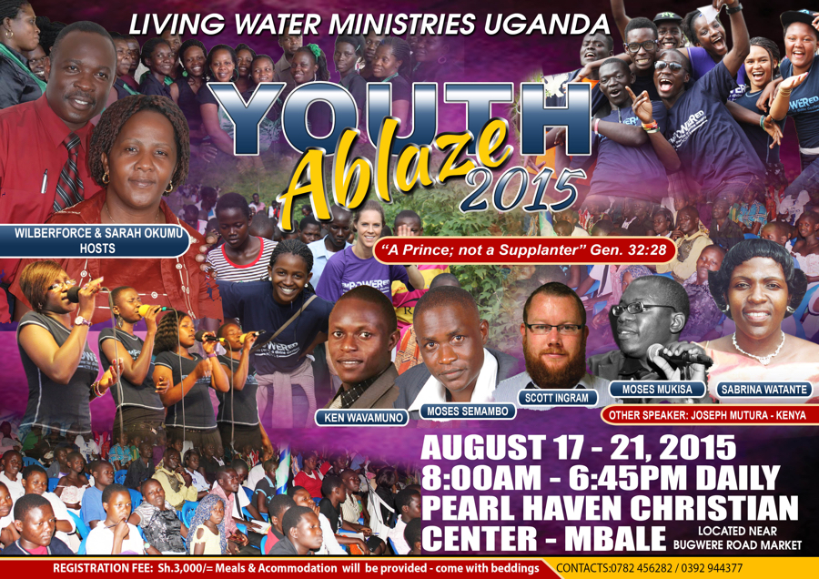 Youth Ablaze 15 Poster small